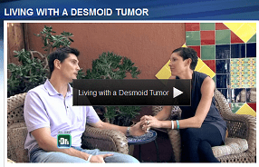 Living with a Desmoid Tumor